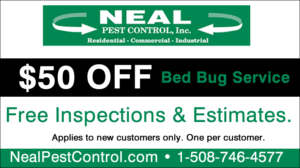 Bed Bug Coupon